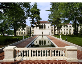 Vail Mansion in Morristown