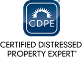 CDPE - Certified Distressed Property Experts - Expertise in Short Sales and Foreclosure Avoidance