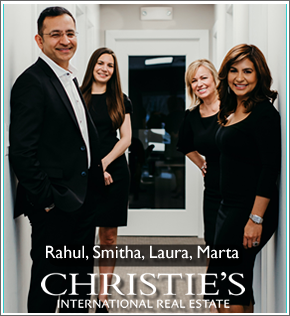 Rahul and Smitha Ramchandani Montville NJ Luxury Realtors Luxury Real Estate Agents Broker