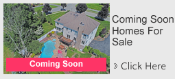 NJ Coming Soon Listings of Homes, Estates, Townhomes, Townhouses, Condos